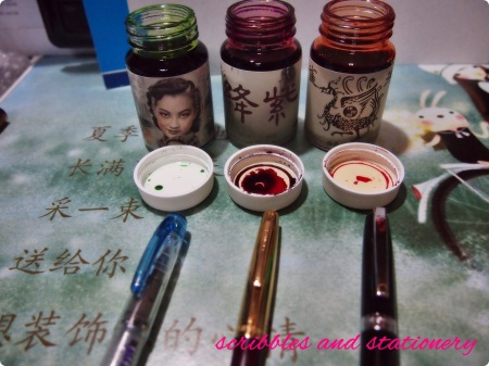 Inked with China inks