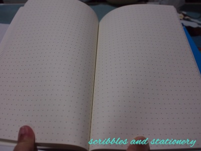 Everyday Carry Notebooks Matte Black Inside Pages 3