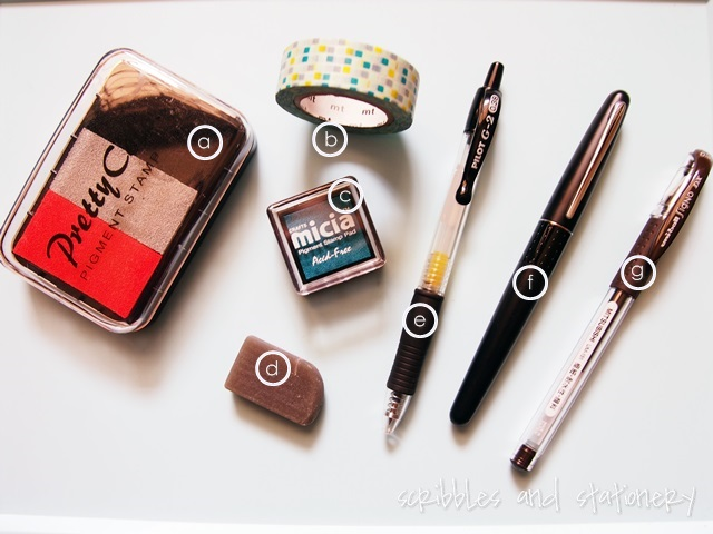 September Favourites by Scribbles and Stationery