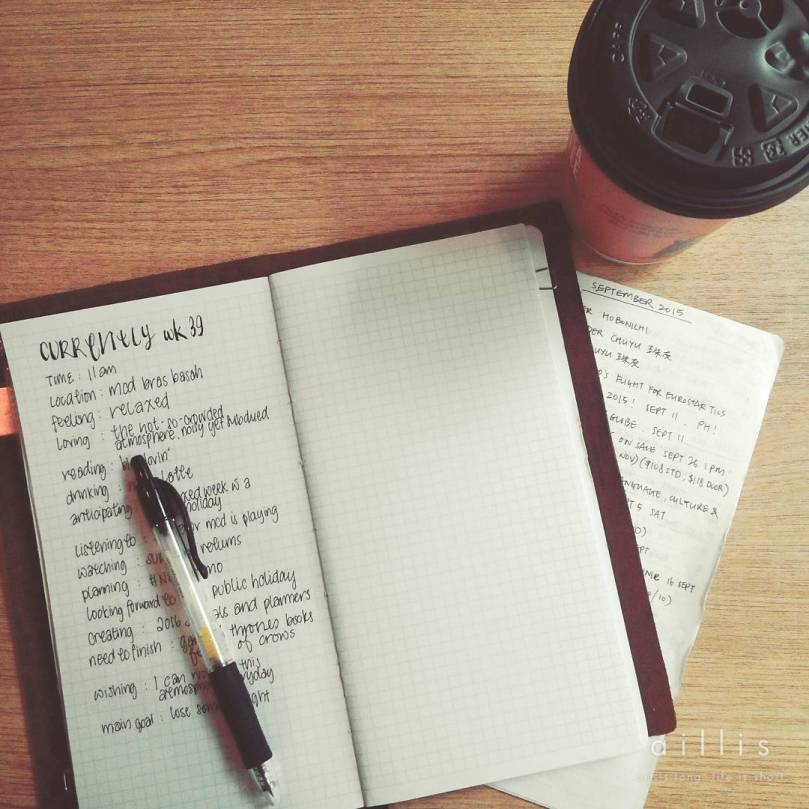 Scribbles and Stationery Week #43