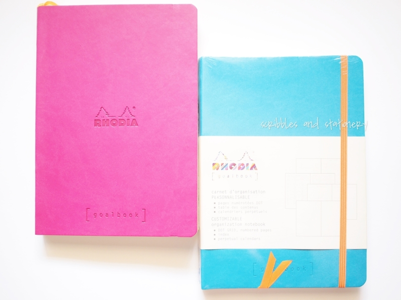 Rhodia goalbook